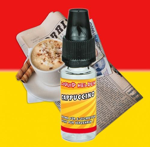 Liquid Helden Aroma Cappucino 10 ml