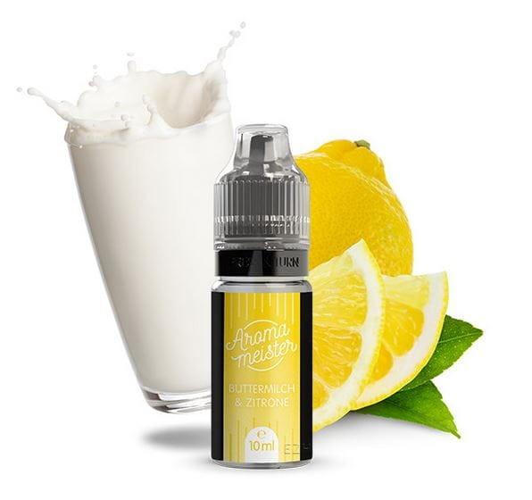 AROMAMEISTER Aroma - Buttermilch & Zitrone 10 ml