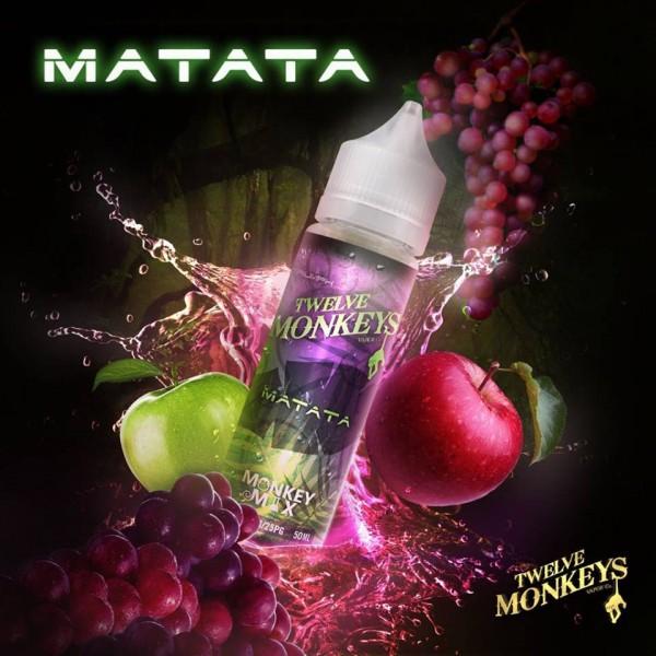 Twelve Monkeys - Matata Shortfill 50 ml MHD 8.2020