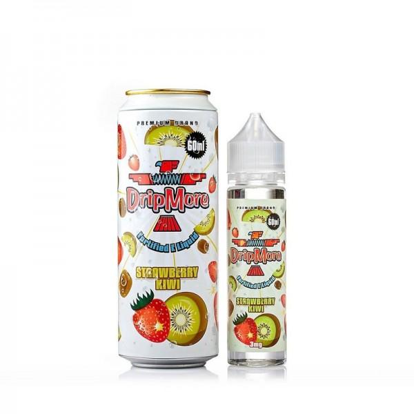 Drip More Strawberry Kiwi 50 ml