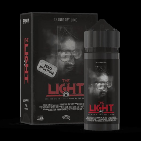 The Purgatory - The Light Liquid 0mg 100 ml