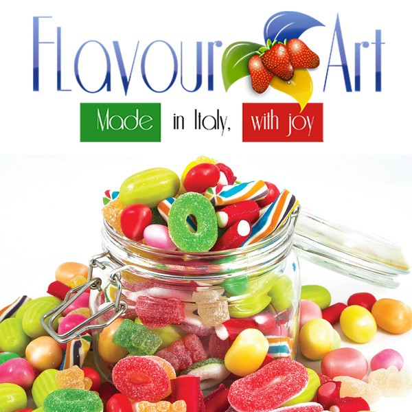Flavourart Candy / Jammy Wizard Aroma 10 ml
