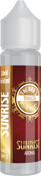 The Bro´s Tobacco Sunrise Longfill Aroma 10 ml