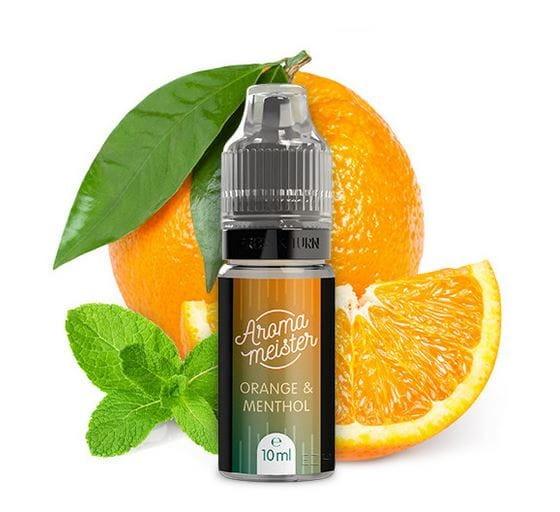 AROMAMEISTER Aroma - Orange & Menthol 10 ml