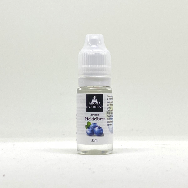 Aroma Syndikat - Aroma - Heidelbeere 10 ml