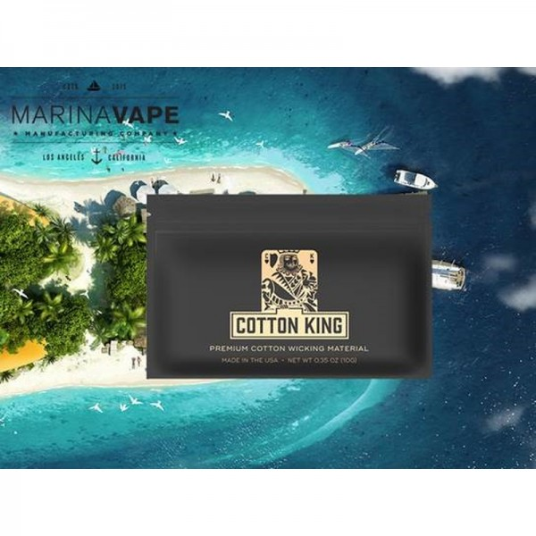 King Of Cotton By Marina Vape Watte 10 g