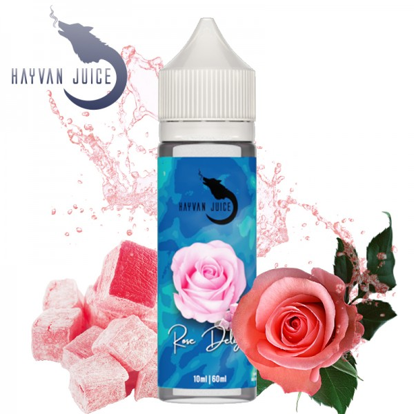 Rose Delight 10 ml Aroma