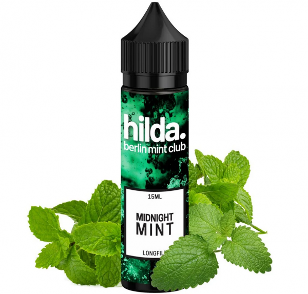 Hilda. - Midnight Mint Longfill Aroma 15 ml