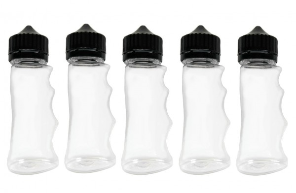 Sparangebot - 5 x Curvy Cat 120 ml Leerflasche by Copy Cat