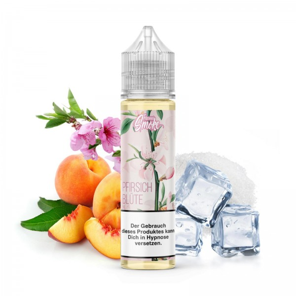 Flavour Smoke Aroma - Pfirsichblüte - Longfill 20ml