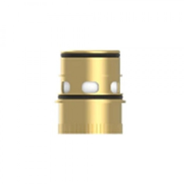 Vapefly - Kriemhild Dual Mesh Coil Gold Verdampferkopf 3er Pack 0,2 Ohm