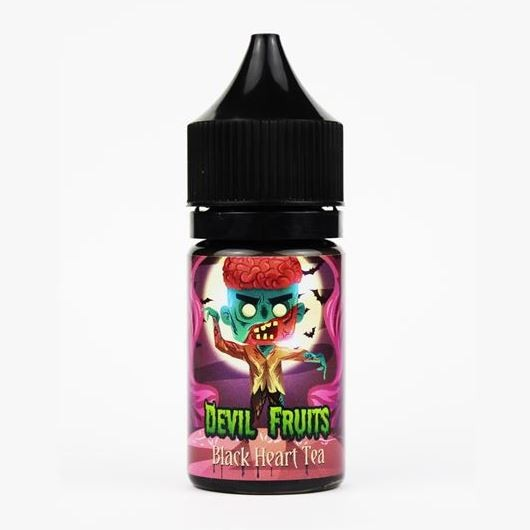 DEVIL FRUITS – Black Heart Tea 25 ml MHD 6.2020