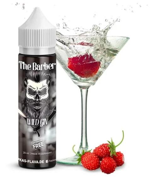 Kapka's Flava The Barber - Wild Gin SCF Aroma 20 ml