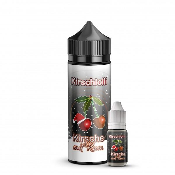 Kirschlolli - Kirsche mit Rum Longfill Aroma 10 ml