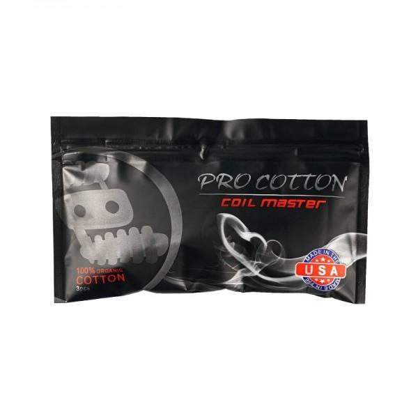 Coil Master Pro Watte Cotton USA Version