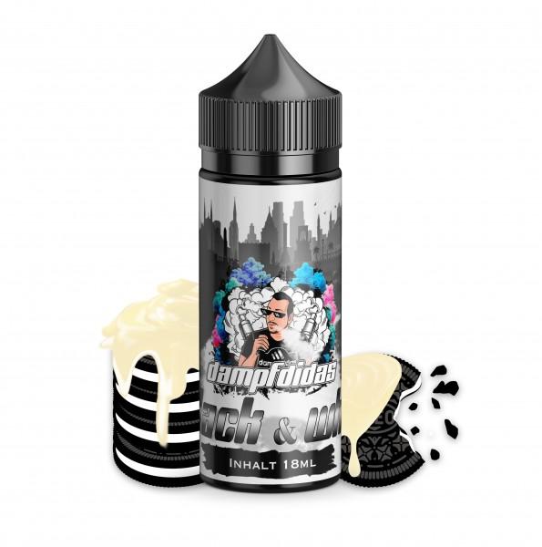 Dampfdidas Black&White Longfill Aroma 18ml