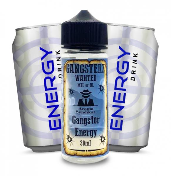 GANGSTERZ - Gangsterz Energy Longfill Aroma 30 ml