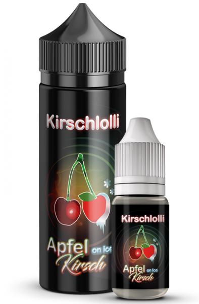 Kirschlolli - Apfel Kirsche on ICE Longfill Aroma 10 ml