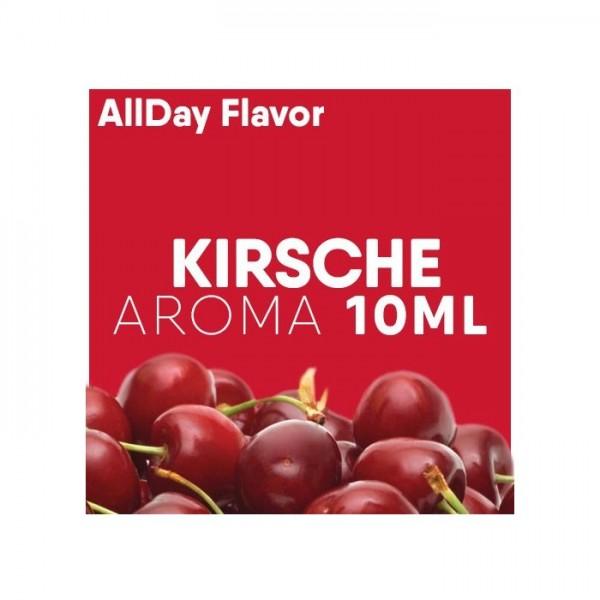 Club der Dampfer - Kirsche AllDay Flavor Aroma 10 ml MHD 7.2020