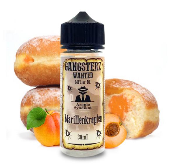GANGSTERZ - Marillenkrapfen Longfill Aroma 30 ml