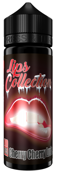 Vaping Lips Collection - CherryCherryLuda Longfill Aroma 20 ml