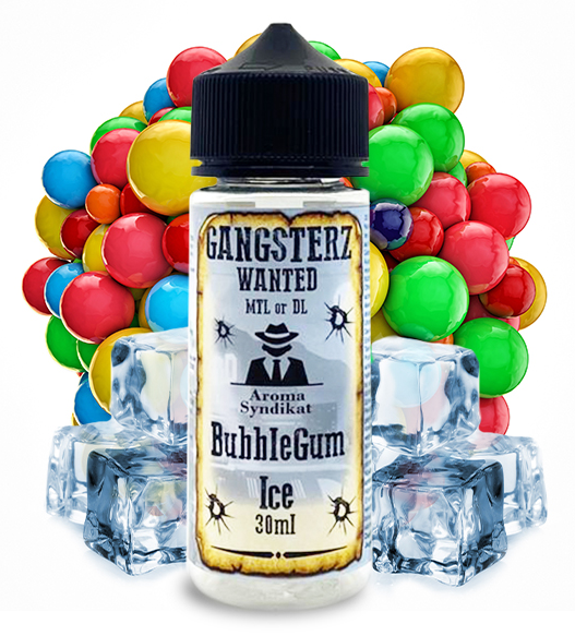 GANGSTERZ - Bubble Gum Ice Longfill Aroma 30 ml