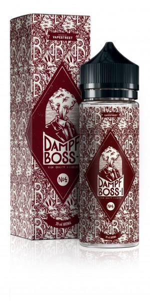 Dampf Boss-I -Longfill Aroma No4 20 ml