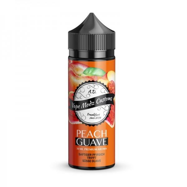 VMC - Vape Modz Customs Peach Guava Longfill Aroma 30 ml