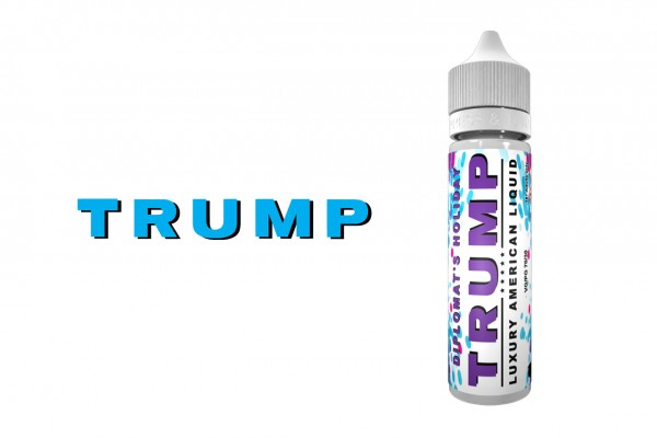Trump Liquid by Vovan - Diplomats Holiday 50 ml MHD 06/19