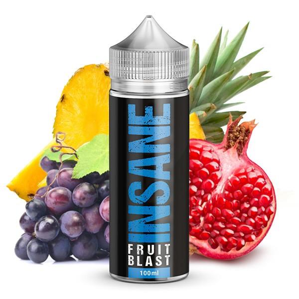 INSANE Liquid - Fruit Blast 100 ml