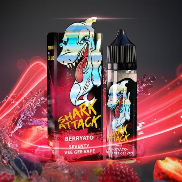 Shark Attack Berryato Shortfill Aroma