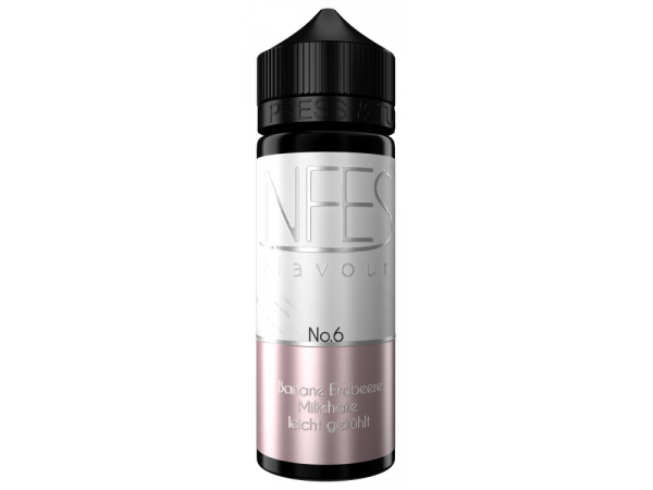 NFES Flavour - No.6 Longfill Aroma 20 ml