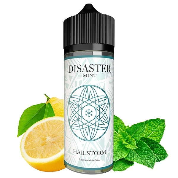 Disaster Mint - Hailstorm Longfill Aroma 30 ml