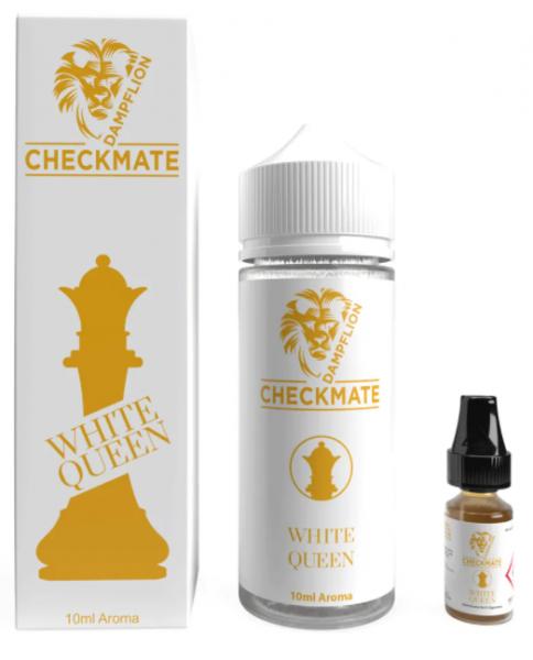 Dampflion Checkmate Aroma WHITE QUEEN 10 ml