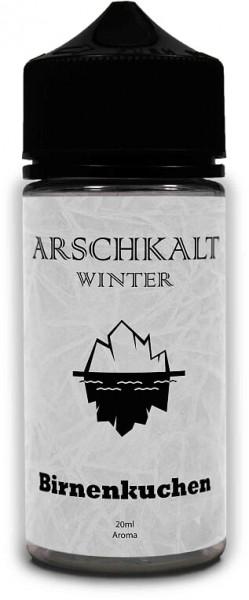 ARSCHKALT Winter Birnenkuchen - Longfill Aroma 20 ml