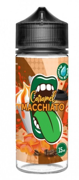 Big Mouth Caramel Macchiato Aroma 15 ml