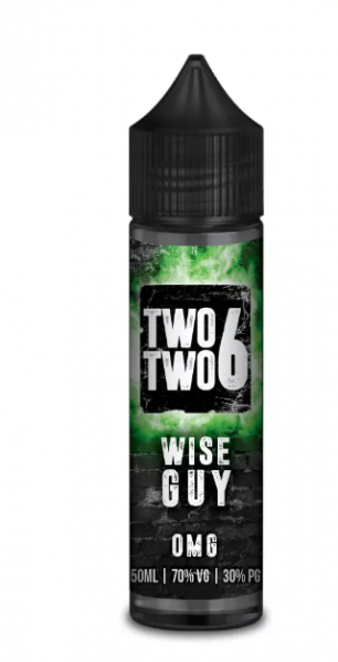 TwoTwo6 Wise Guy O.G. Mix Liquid 50 ml