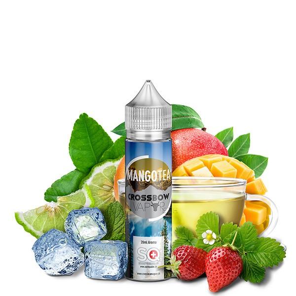 CROSSBOW VAPOR by Stattqualm - MangoTea Longfill Aroma 20 ml