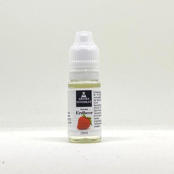 Aroma Syndikat - Aroma - Erdbeere 10 ml