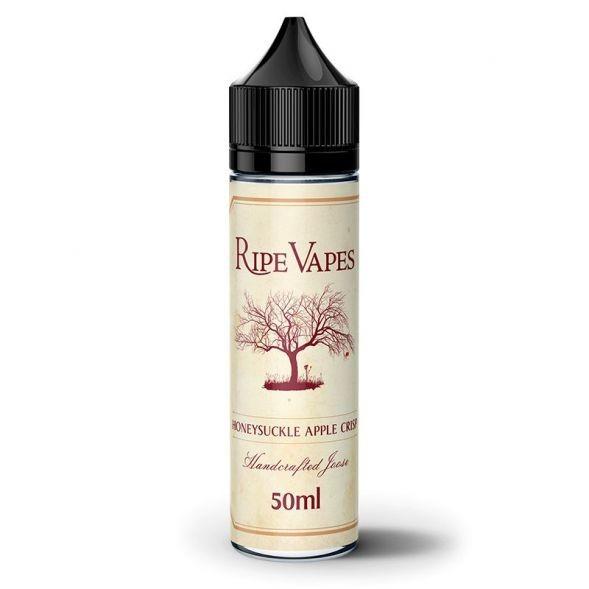 Ripe Vapes Shortfill Honeysuckle Apple Crips 50 ml