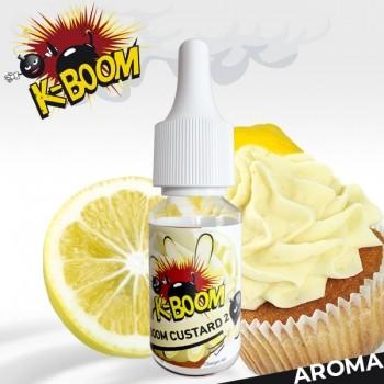 K-Boom Boom Custard 2 Aroma 10 ml