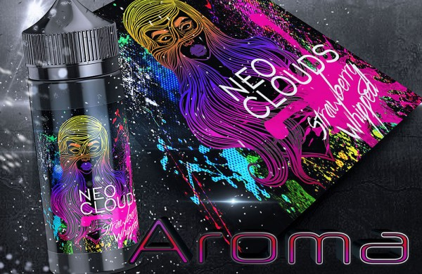 Neo Clouds Aroma Strawberry Whipped 10 ml