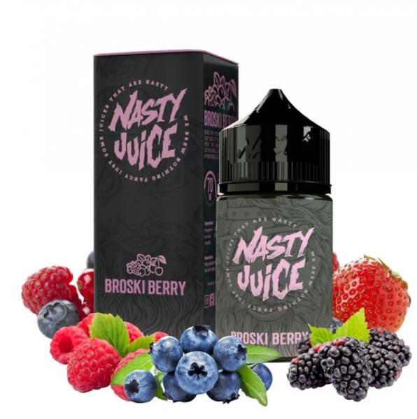 Nasty Juice - Broski Berry Longfill Aroma 20 ml