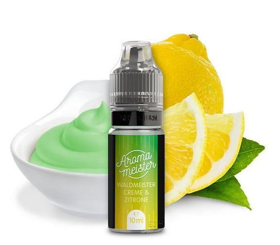 AROMAMEISTER Aroma - Waldmeistercreme & Zitrone 10 ml