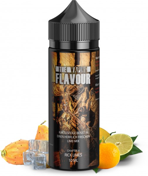 The Vaping Flavour Aroma Ch. 4 - Rick Limes