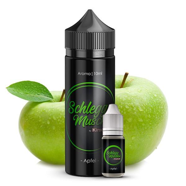Schlegg Muschln by Kirschlolli - Apfel Longfill Aroma 10 ml