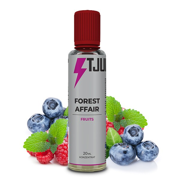 T-JUICE - Forest Affair Longfill Aroma 20 ml