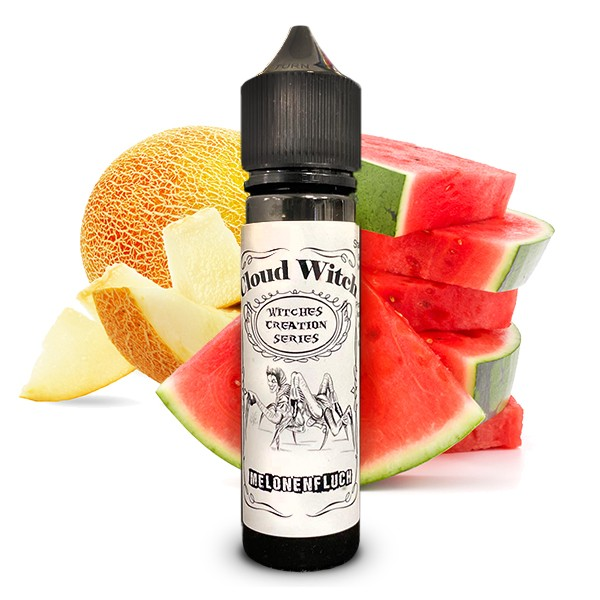 Cloud Witch - Melonenfluch Longfill Aroma 20 ml