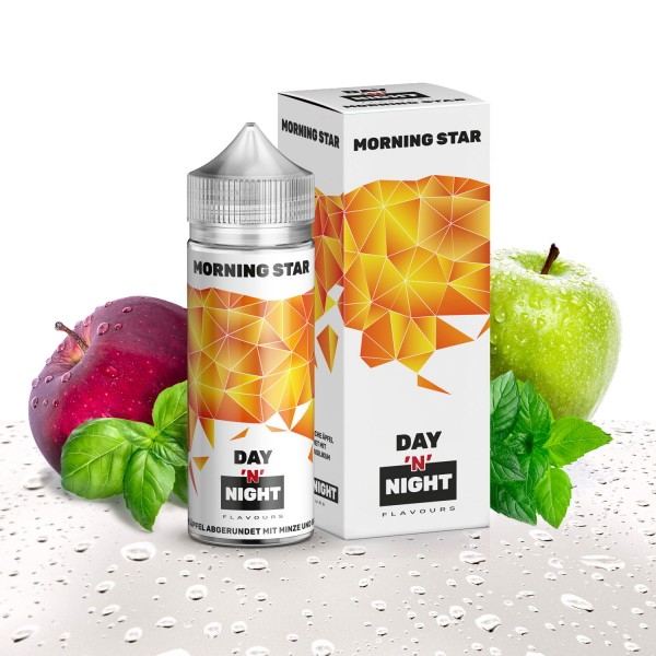 Day´n´Night Flavours - Morning Star Longfill Aroma 30ml