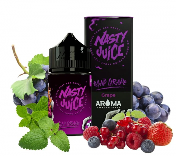 Nasty Juice - A$ap Grape Longfill Aroma 20 ml